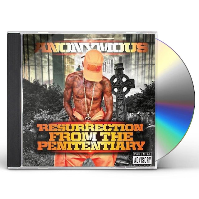 Anonymous RESURRECTION FROM THE PENITENTIARY CD