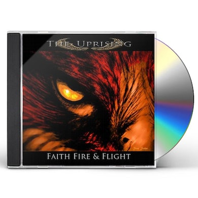Uprising FAITH FIRE & FLIGHT CD