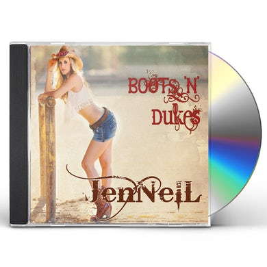 Jennell BOOTS N DUKES CD