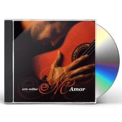 Eric Miller AMOR CD