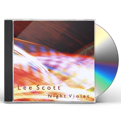 Lee Scott NIGHT VIOLET CD