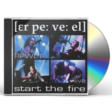 Rpwl START THE FIRE-LIVE CD
