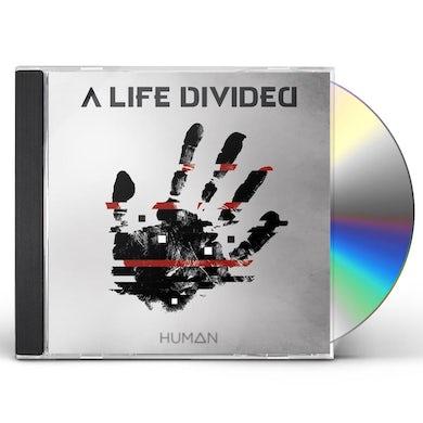 Life Divided HUMAN CD