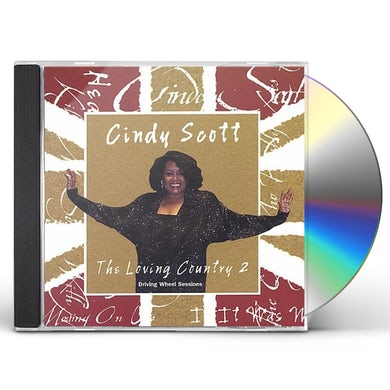 Cindy Scott LOVING COUNTRY 2 CD