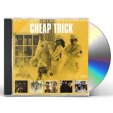 Cheap Trick ORIGINAL ALBUM CLASSICS CD