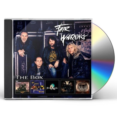 Fair Warning BOX CD