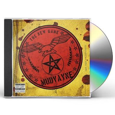 Mudvayne NEW GAME CD