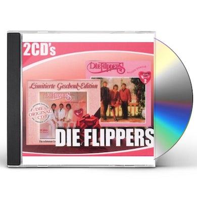 2 IN 1 DIE FLIPPERS CD