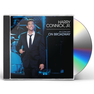 Harry Connick Jr IN CONCERT ON BROADWAY CD