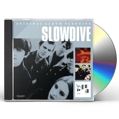 Slowdive ORIGINAL ALBUM CLASSICS CD