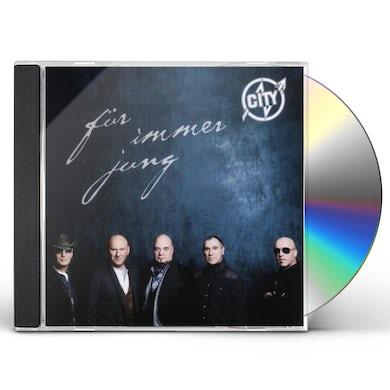 City FUR IMMER JUNG CD
