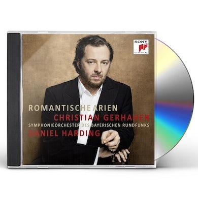 Christian Gerhaher ROMANTISCHE ARIEN CD