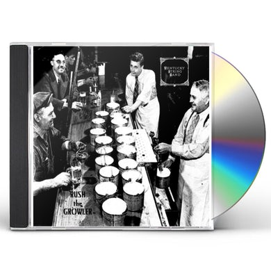 Ventucky String Band RUSH THE GROWLER CD