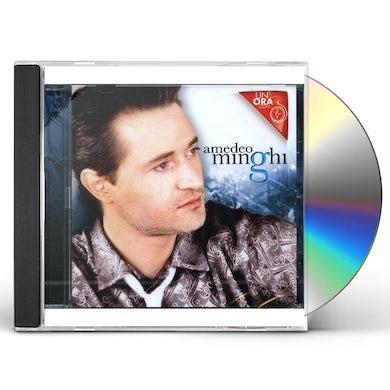Amedeo Minghi UN'ORA CON CD