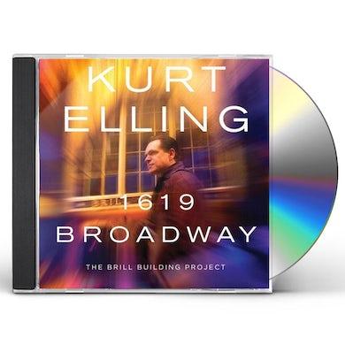 Kurt Elling 1619 BROADWAY: BRILL BUILDING PROJECT CD