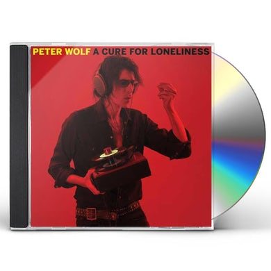 Peter Wolf CURE FOR LONELINESS CD