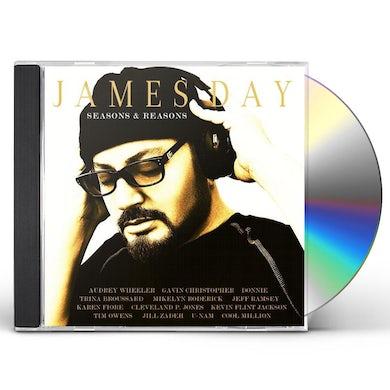 James Day SEASONS & REASONS CD