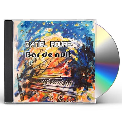 Daniel Roure BAR DE NUIT CD