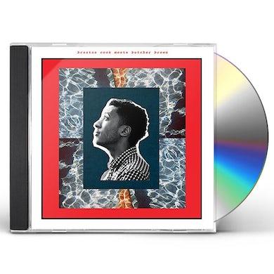 Braxton Cook MEETS BUTCHER BROWN CD