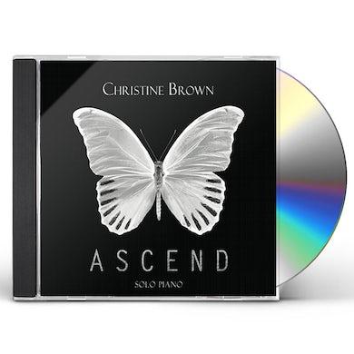 Christine Brown ASCEND CD
