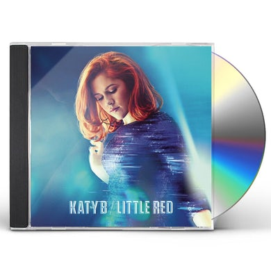Katy B LITTLE RED CD