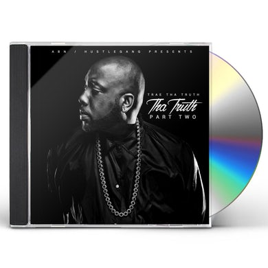 Trae tha Truth & The Worlds Freshest THA TRUTH PART TWO CD