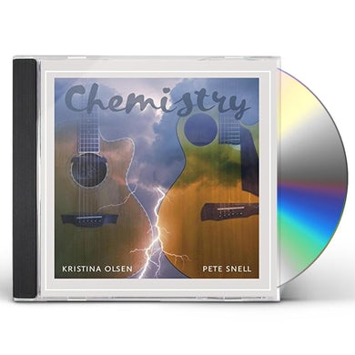 Kristina Olsen CHEMISTRY CD