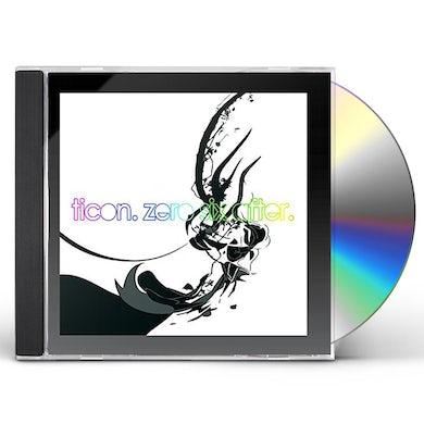 Ticon ZERO SIX AFTER CD