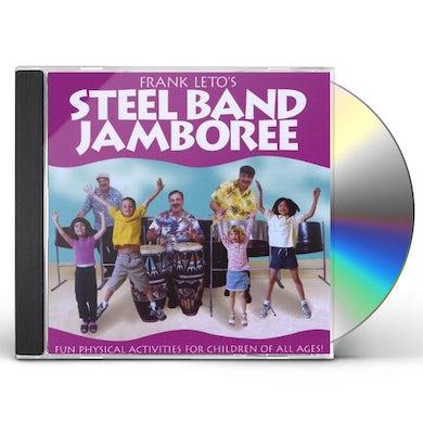Frank Leto STEEL BAND JAMBOREE CD