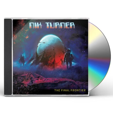 Nik Turner THE FINAL FRONTIER CD