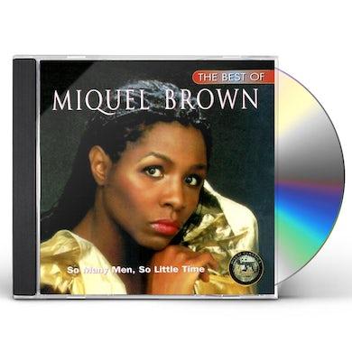 Miquel Brown BEST OF CD