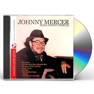 SINGS JOHNNY MERCER CD