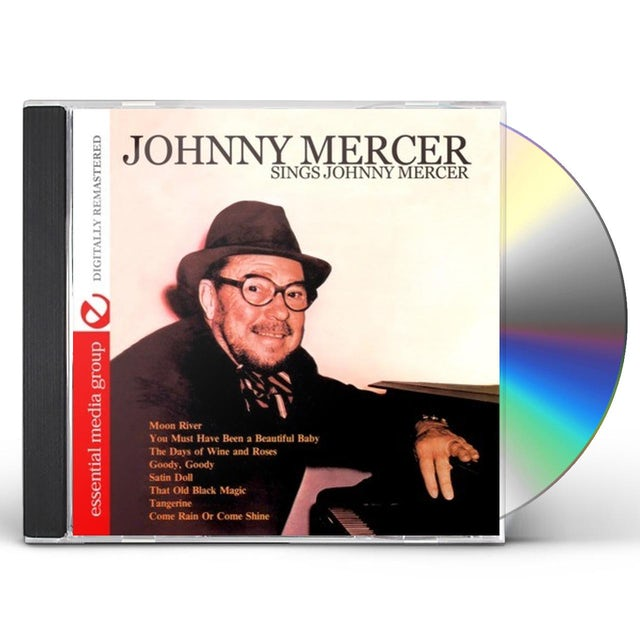 SINGS JOHNNY MERCER CD