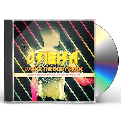 Osibisa DANCE THE BODY MUSIC CD