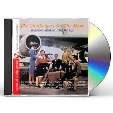 Challengers ON THE MOVE CD
