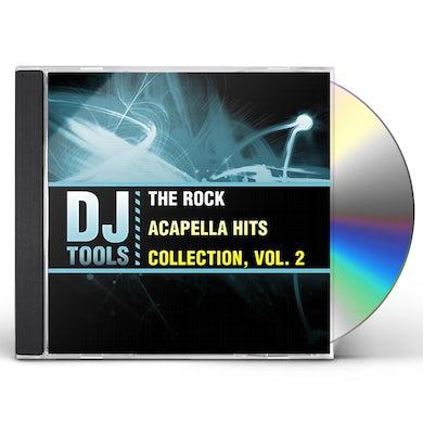 DJ Tools ROCK ACAPELLA HITS COLLECTION 2 CD