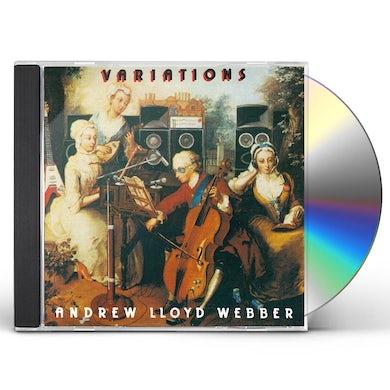 VARIATIONS CD
