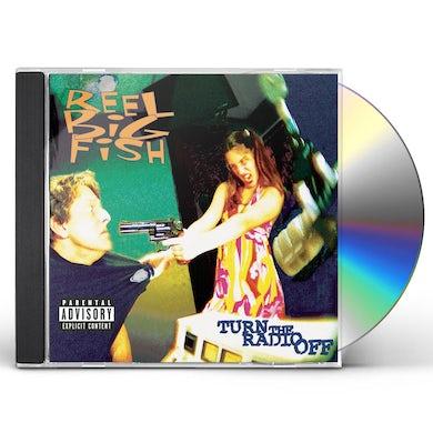 Reel Big Fish TURN THE RADIO OFF CD