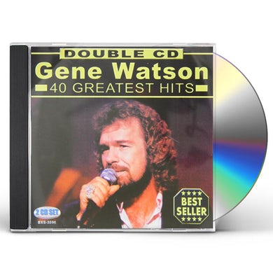 Gene Watson 40 HITS CD