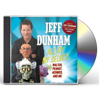 Jeff Dunham ALL BY MYSELVES CD