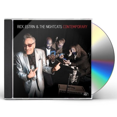 Rick Estrin & The Nightcats CONTEMPORARY CD
