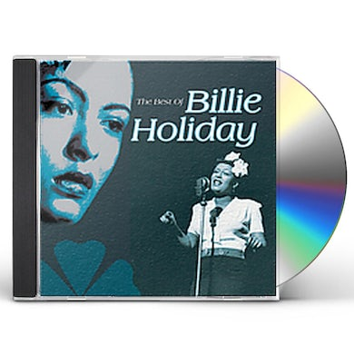 BEST OF BILLIE HOLIDAY CD