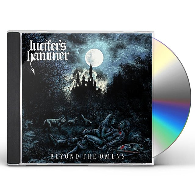 LUCIFER'S HAMMER BEYOND THE OMENS CD