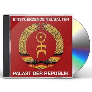 Einstürzende Neubauten PALAST DER REPUBLIK CD
