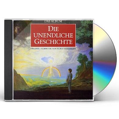 Klaus Doldinger NEVERENDING STORY CD