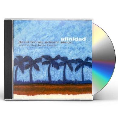 David Binney AFINIDAD CD