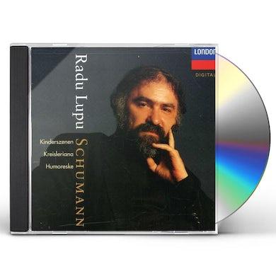 Radu Lupu KINDERSZENEN/KREISLERIANA/HUMORESKE CD