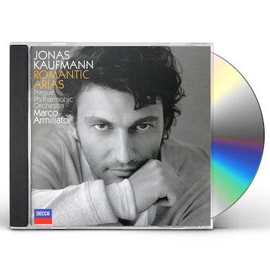 Jonas Kaufmann ROMANTIC ARIAS CD