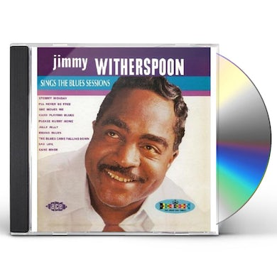 Jimmy Witherspoon SINGS THE BLUES SESSIONS CD