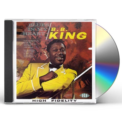 B.B. King BLUES IN MY HEART CD
